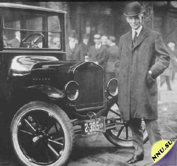 a biography of henry t ford a pioneering automotive engineer