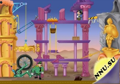 Mickey Mouse in the Lost Treasure of Maroon (флеш игра)