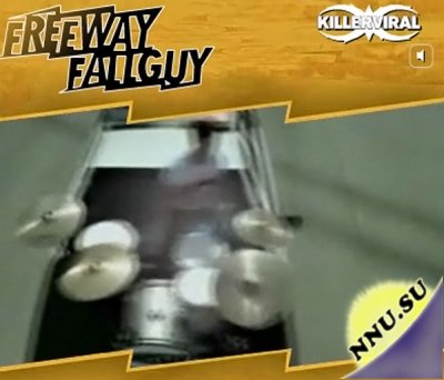 Freeway Fallguy (флеш игра)