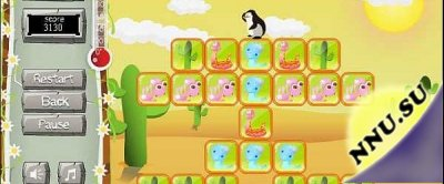 Penguin Escape (флеш игра)